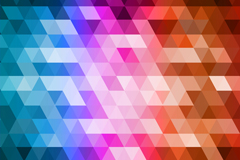 Link toAbstract colored square background vector