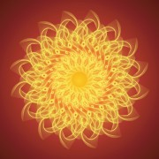 Link toAbstract fire ornaments backgrounds vectro 05 vector