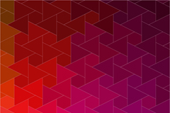 Link toAbstract geometric pattern background vector