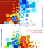 Link toAbstract geometric patterns vector