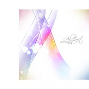 Link toAbstract halation backgrounds art vector free