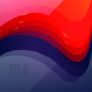 Link toAbstract layers wave vector background art 02 free