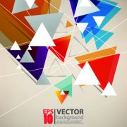 Link toAbstract object background 04 vector