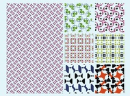 Link toAbstract patterns vector free