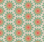 Link toAbstract seamless pattern background vector