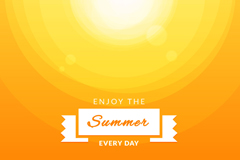 Link toAbstract summer sun vector background