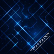 Link toAbstract technology pattern vector background 01 free