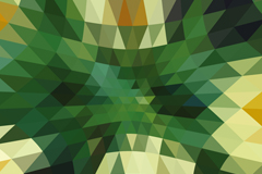 Link toAbstract triangular background arrow amount of vector