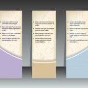 Link toAbstract vertical banners design vector 02