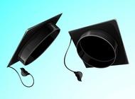 Link toAcademic hat vector free