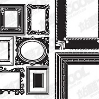 Link toAccommodates frame lace vector material