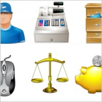 Link toAccounting icons icons pack