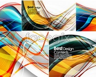 Link tovector background stripes bright Active