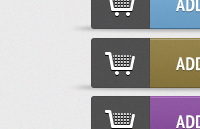 Link toAdd to cart buttons psd