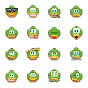 Link toAdium emoticon set