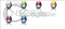 Link toAdobe cs3 easter egg icon
