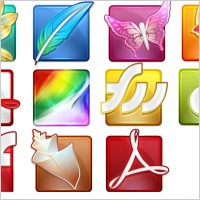 Link toAdobe cs4 icons icons pack