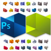 Adobe cs5 icons replacement