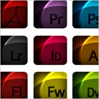 Link toAdobe icons icons pack