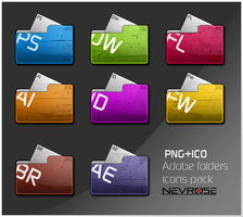 Link toAdobe icons