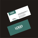 Link toAir business card vector