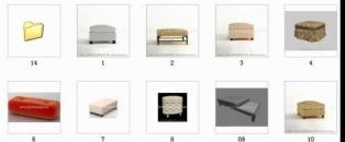 Link toAlbum of stools 3d model