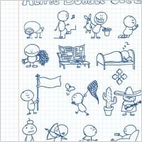 Link toAlfred doodle set 2