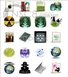 Link toAlien series of icons