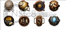 Link toAlien technology desktop icons