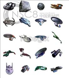 Link toAlien warship series