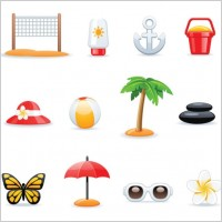Link toAll kinds of cartoon icon 05 vector