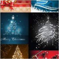 Link toAll kinds of christmas tree vector