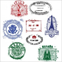 Link toAll kinds of seal pattern 01 vector