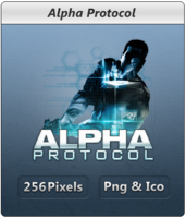 Link toAlpha protocol - icon