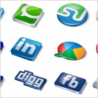 Link toAmazing social icons icons pack