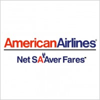 Link toAmerican airlines net saaver fares logo