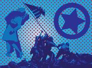 Link toAmerican history vector free