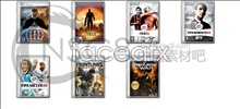 Link toAmerican movie desktop icons