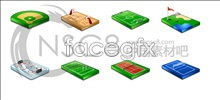 Link toAnalog sport icons