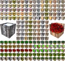 Link toAnalogicube log cube image swf