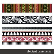 Link toAncient ornament pattern vector 04