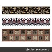 Link toAncient ornament pattern vector 05