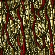 Link toAncient totem pattern design vector