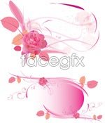 Link toAnd leaves of roses vector