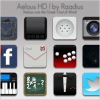 Link toAndroid os specific set icons pack