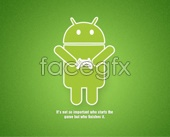 Link toAndroid robot psd icon