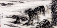 Link toAnhui huangshan ink picture