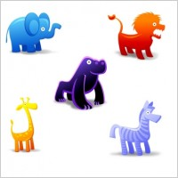 Link toAnimal toys icons icons pack