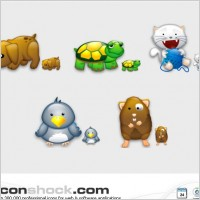 Link toAnimals sigma style icons icons pack