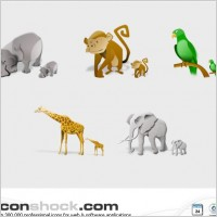 Link toAnimals vista icons icons pack